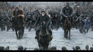 Планета обезьян׃ Война  трейлер  HD