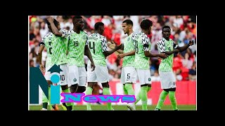 2019 AFCON Qualifier: Nigeria vs Seychelles date, venue and kick-off time confirmed
