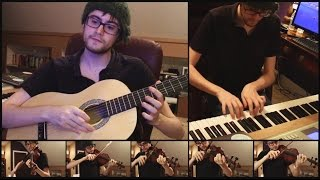 """""""Completing the Circle"""" 
