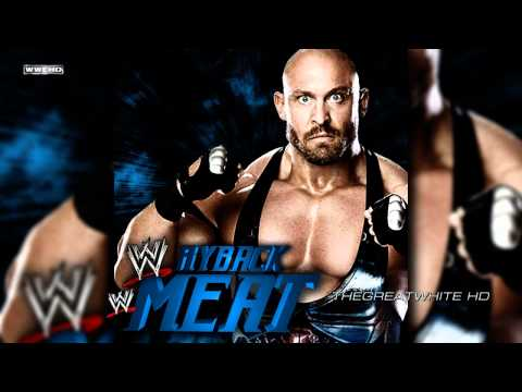 "2012: Ryback 5th WWE Theme Song - ""Meat"" + Download Link"