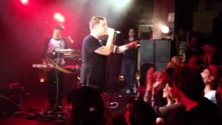 El-P - The jig is up (live @ La Maroquinerie - Paris 09/25/12)