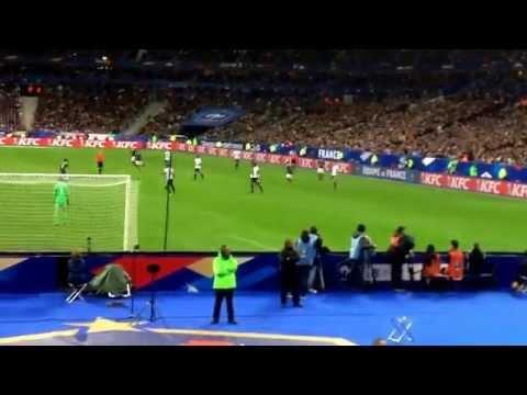 explosion du stade de France vendredi 13 novembre