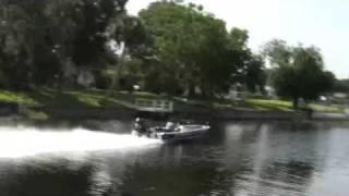 Big O Bass Boat
