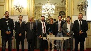 Gala des Trophés du Vivre Ensemble au Sénat organisé par la Plateforme de Paris