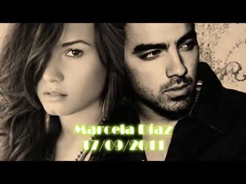 Demi Lovato & Joe Jonas ~ Stay with me [FMV]