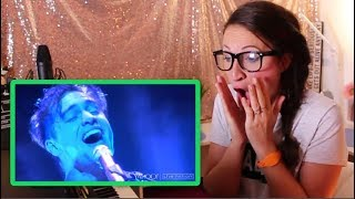 Vocal Coach REACTS to BRENDON URIE- THE END OF ALL THINGS- Panic! At the Disco