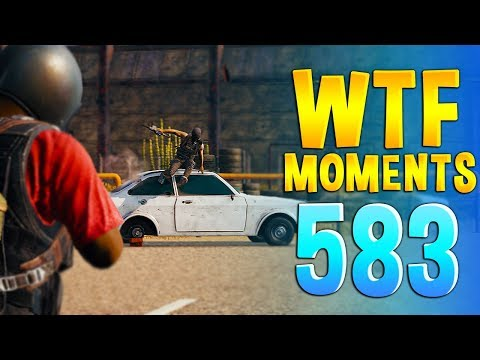 PUBG WTF Funny Daily Moments Highlights Ep 583