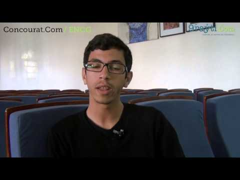 Témoignage de Badr étudiant 4ème année ENCG Agadir