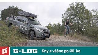 Mitsubishi L200 Rock Proof  + e-bike KTM MACINA - GLOG#40