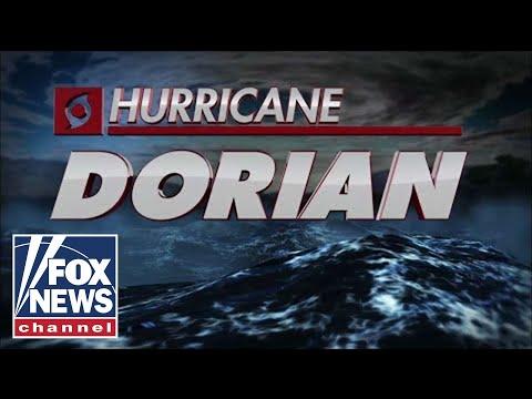 Hurricane Dorian update from National Hurricane Center