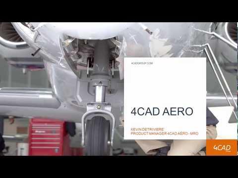4CAD Aéro : l'ERP conçu sur-mesure pour le secteur aéronautique avec Sage X3