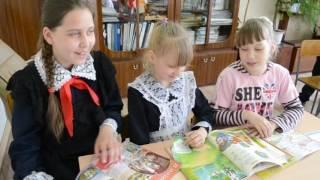 частушки 4 класс Ольгинская школа