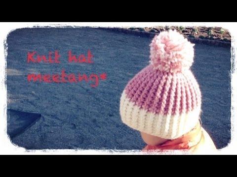 子供用ニット帽を編みたい方必見!!編み方を紹介!!