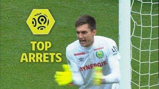 Top arrêts 2ème journée - Ligue 1 Conforama / 2017-18