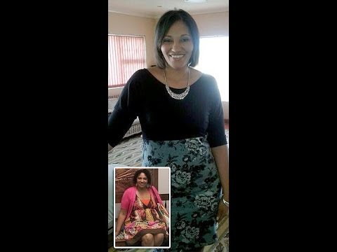 Bernadette kicks her weight to the curb and loses 23.8kg!