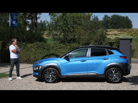 2019 Hyundai Kona Hybrid 1,6 Liter (141 PS) ⛽️⚡️- Fahrbericht | FULL Review | POV | Test-Drive.