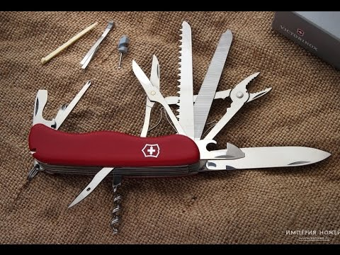 Замена лезвий в ножах victorinox охотничий нож № 1 ссср