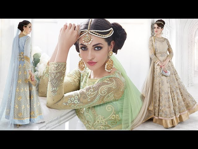image of Anarkali suits youtube playlist
