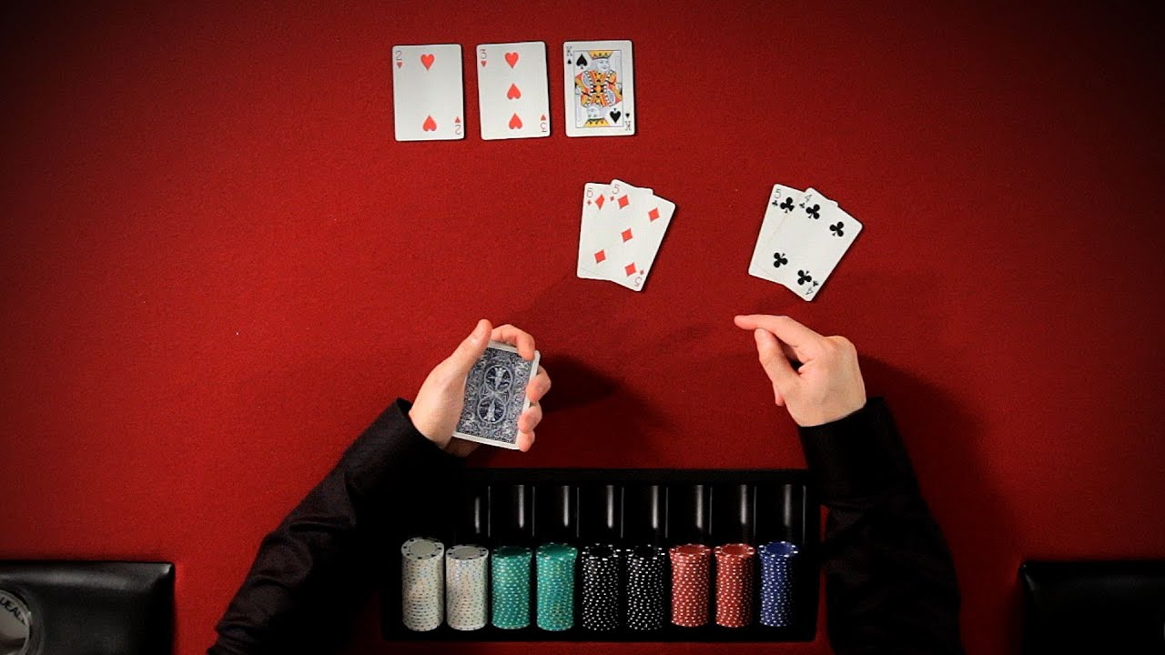 how to calculate outs poker tutorials youtube. Black Bedroom Furniture Sets. Home Design Ideas