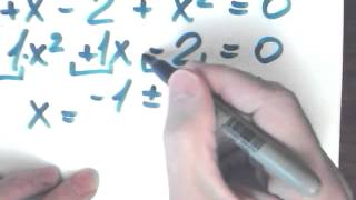 Как найти дискриминант и решить уравнение Математика по скайпу
