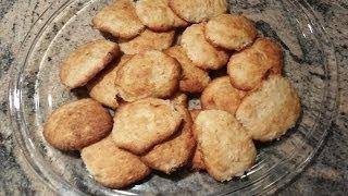 How To Make Banana Cookies | Homemade Punjabi Style Banana Cookies Recipe