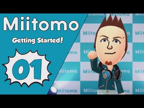 Miitomo - Part 1 | Setting Up Your Free Miitomo Account For iOS & Android + Feature Showcase!