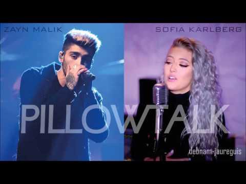 Pillowtalk Zayn & Sofia Karlberg duet