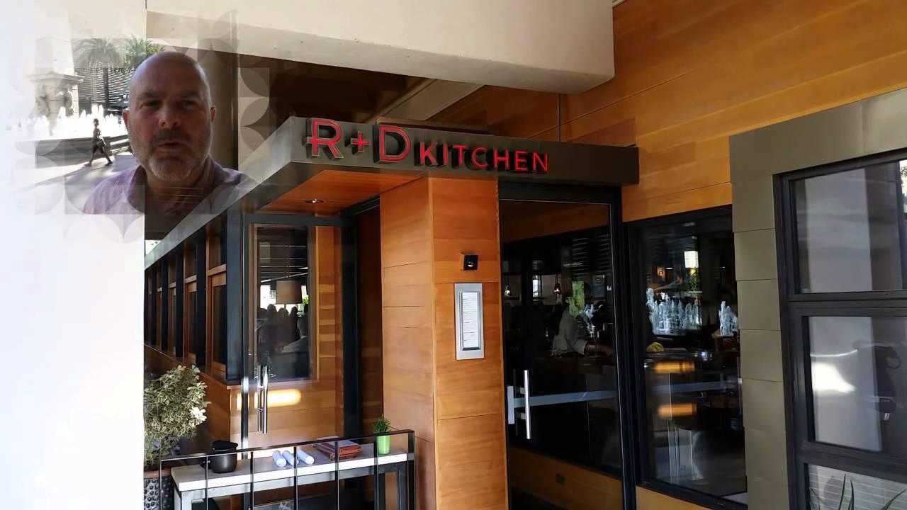 R & D Kitchen Fashion Island Newport Beach - YouTube