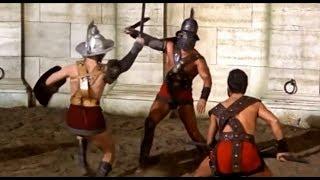 Мацист, гладиатор из Спарты 1964 Исторические