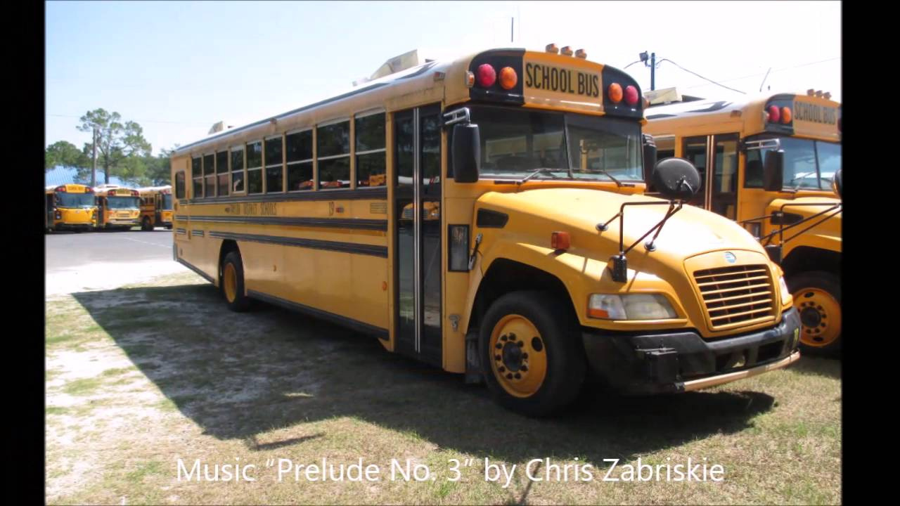 Auction 2008 Blue Bird School Bus Caterpillar C7 Youtube