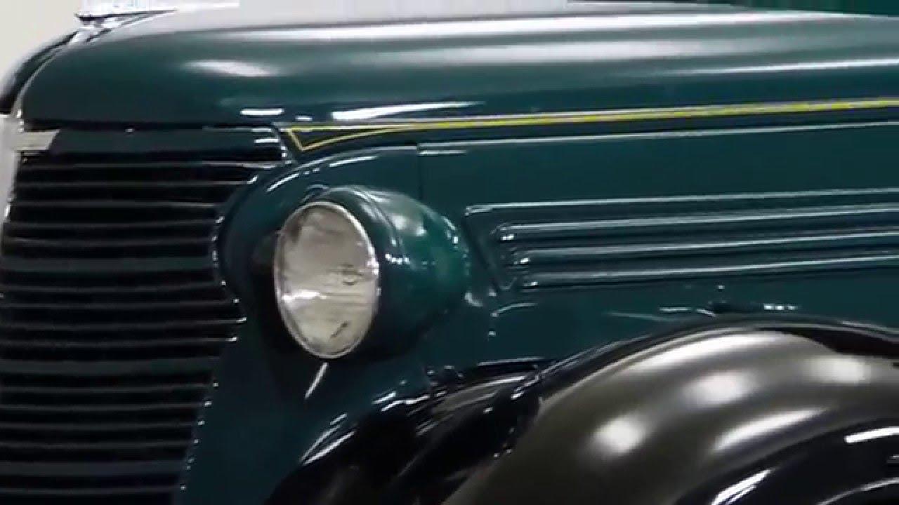 1937 Chevrolet Milk Truck For Sale - YouTube