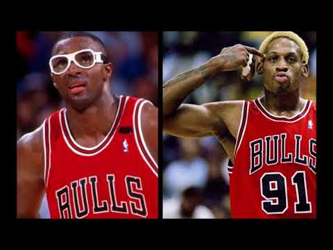 HORACE GRANT VERSUS DENNIS RODMAN : WHO WAS BETTER?