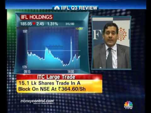 IIFL Holdings Q3 Result Reviewed-Mr. Nirmal Jain, Chairman IIFL (India Infoline Group)