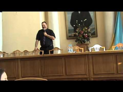Taras Shevchenko National University of Kyiv (Author Davidson L. Haworth Lecture) Part 2