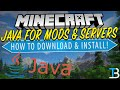 Gambar cover How To Download & Install Java for Minecraft Get Java for Minecraft Mods & Servers!