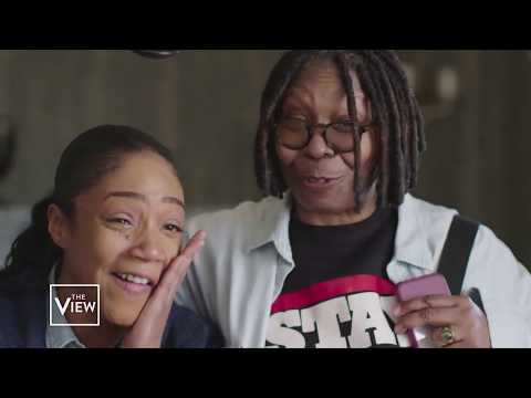Tify Haddish On Her Love For Whoopi Goldberg  The View
