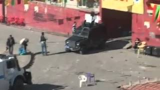 Polis Özel Harekat Cizre'de Operasyon