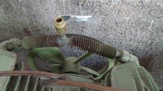 Cara Membuat Kompresor Angin Tabung Besar Menjadi Mudah Dihidupkan