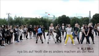 KCU Kday Hamburg Random dance play 31.07.2016