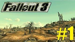 Fallout 3 - #1: Começando do Começo!