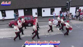 Clogher Protestant Boys Flute Band Full Parade 2018