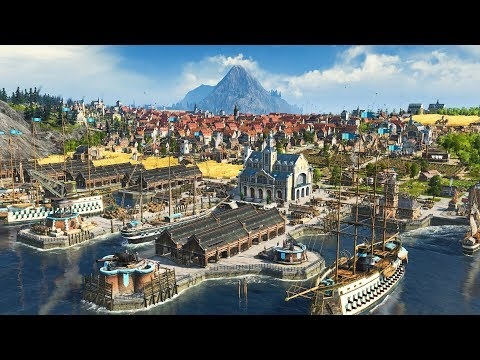 ANNO 1800 | Ep. 18 | BIG Warship Fleet Expansion | Anno 1800 City Building Tycoon Sandbox Gameplay