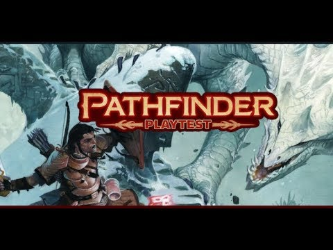 Repeat Pathfinder 2nd Edition Playtest - A Few Quick