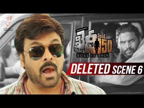 Khaidi No 150 Deleted Scene 6 ||...