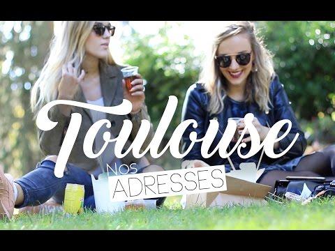 Nos bonnes adresses Toulousaines avec Anaïs