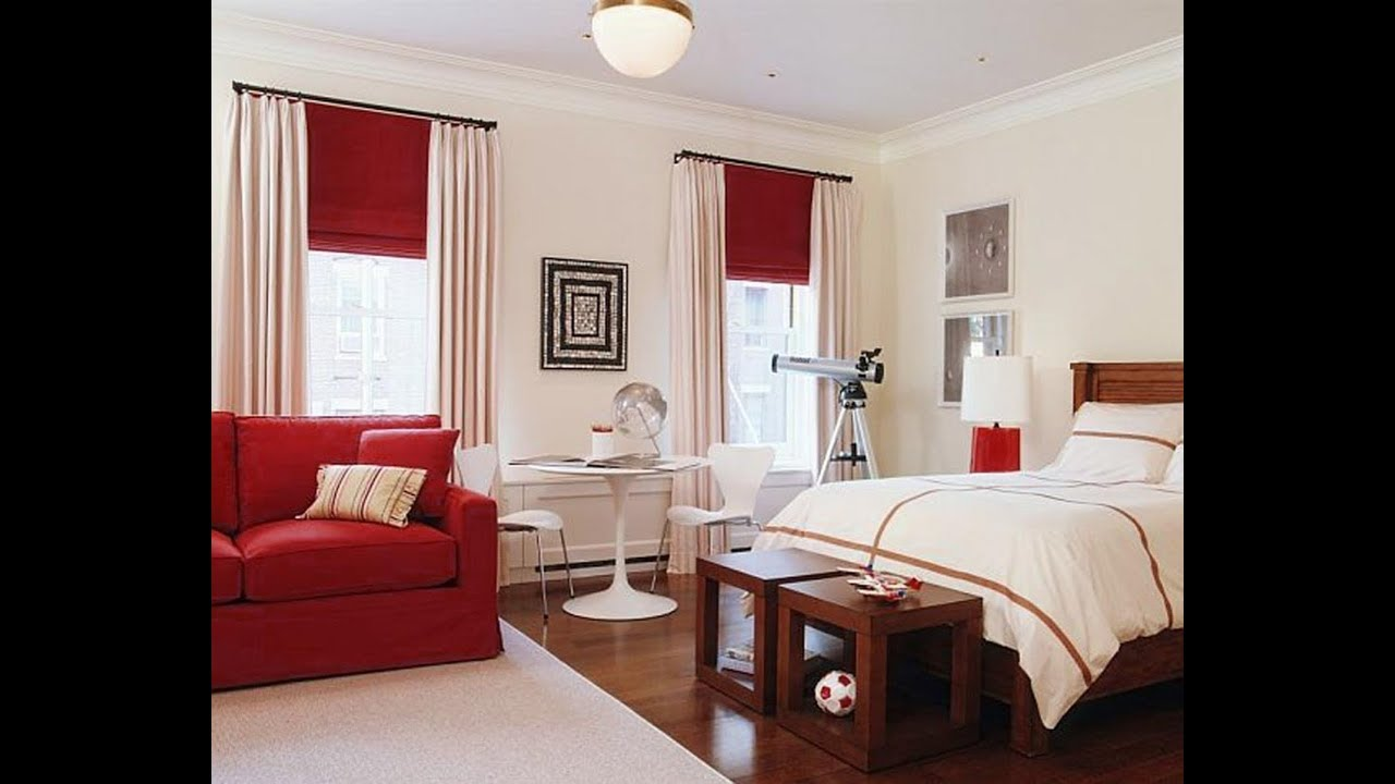 Bedroom Curtain Ideas with Blinds - YouTube on Bedroom Curtain Ideas  id=52711