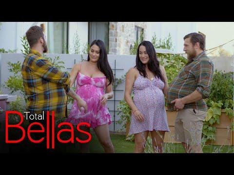 Daniel And Artem Get Empathy Belly: Total Bellas, Jan. 7, 2021