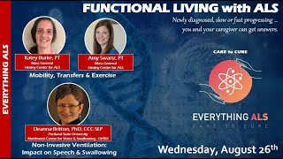 Functional Living with ALS.