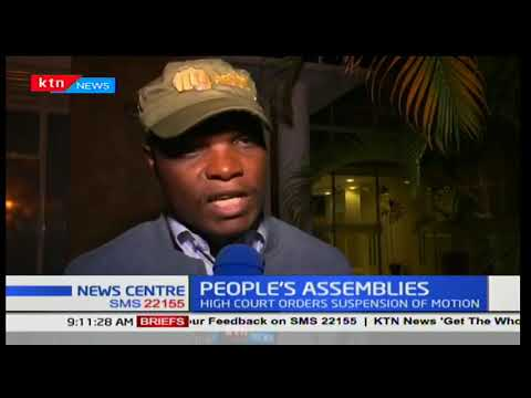NASA CEO, Norman Magaya: This election is not over until it's over