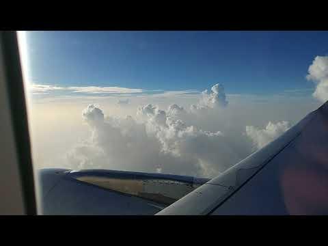 Flight Cayman to Miami over cuba